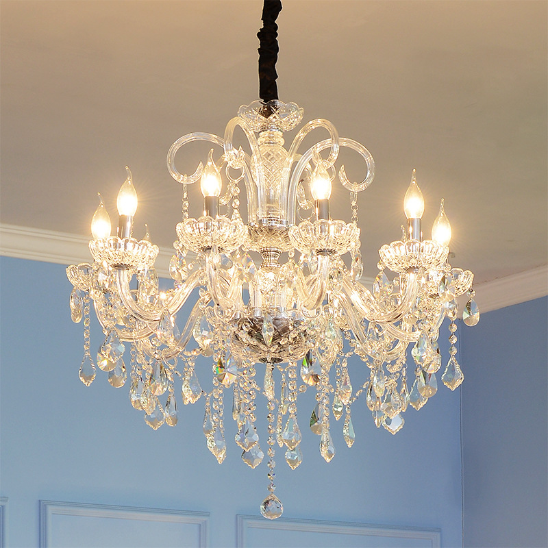 new design large foyer modern lighting staircase chandelier candle crystal chandelier lamps buy long crystal chandelier fixture candle light