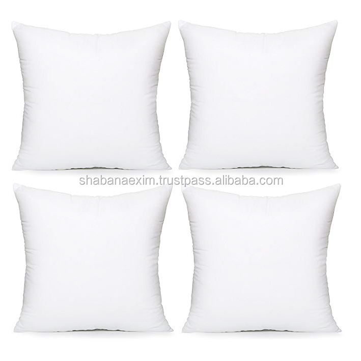 decorative sofa bed pillow inserts white throw pillow insert cushion view sofa set cushion buyer s brand label product details from shabana exports imports on alibaba com