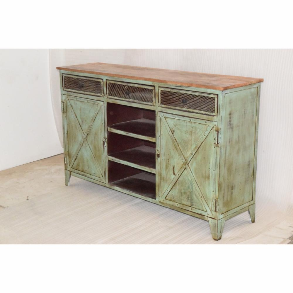 Tv Board Industrial Fine Industrial Look Metal Tv Low Board Cabinet Cabin Table With Storage Drawers - Buy Outdoor Tv Fine Industrial Look Metal Tv Low Board Cabinet Cabin Table With Storage Drawers,multi Drawer Tvc
