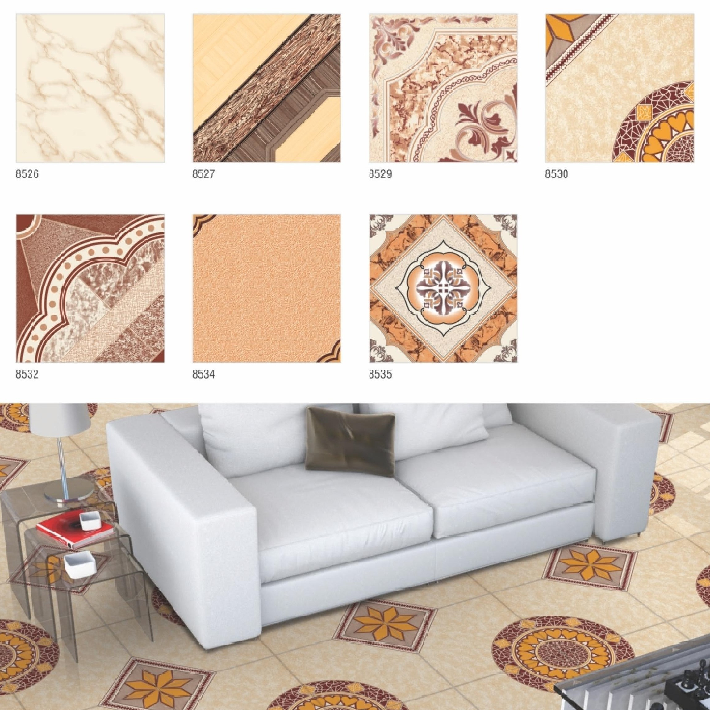 cheap price export quality rectified sized 12x12 ceramic ordinary glazed 30x30 floor tiles 300x300mm indian supplier factory buy floor tile
