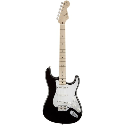small resolution of electric guitar fender eric clapton stratocaster blk