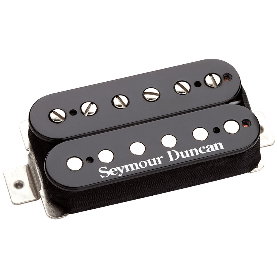 hight resolution of seymour duncan sh6n bk duncan distortion neck