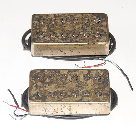 Bare Knuckle Aftermath Covered Set 10069487 « Micro guitare électrique