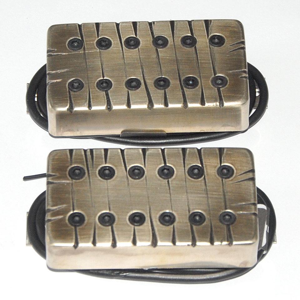 Bare Knuckle Aftermath Covered Set 10073262 « Pastillas guitarra eléctr.