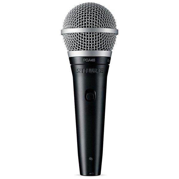 Shure Pga48 Xlr Microphone
