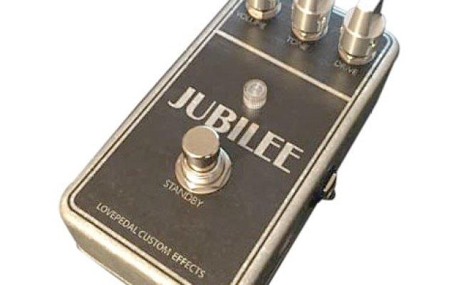 Lovepedal Jubilee Effektgerät E Gitarre Musik Produktiv