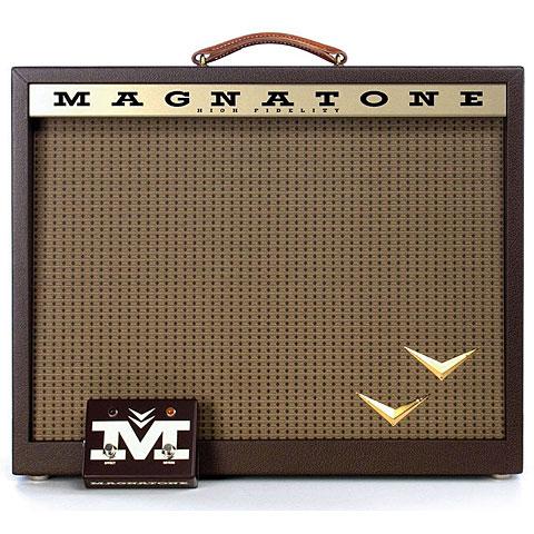 Magnatone Panoramic Stereo Amplificador Guitarra Electrica