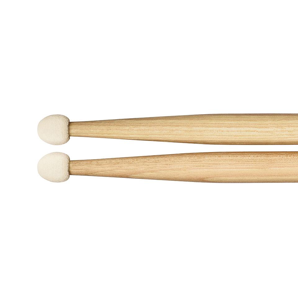 Meinl Percussion Mallet Felt Tip American Hickory  Pauken Schlgel