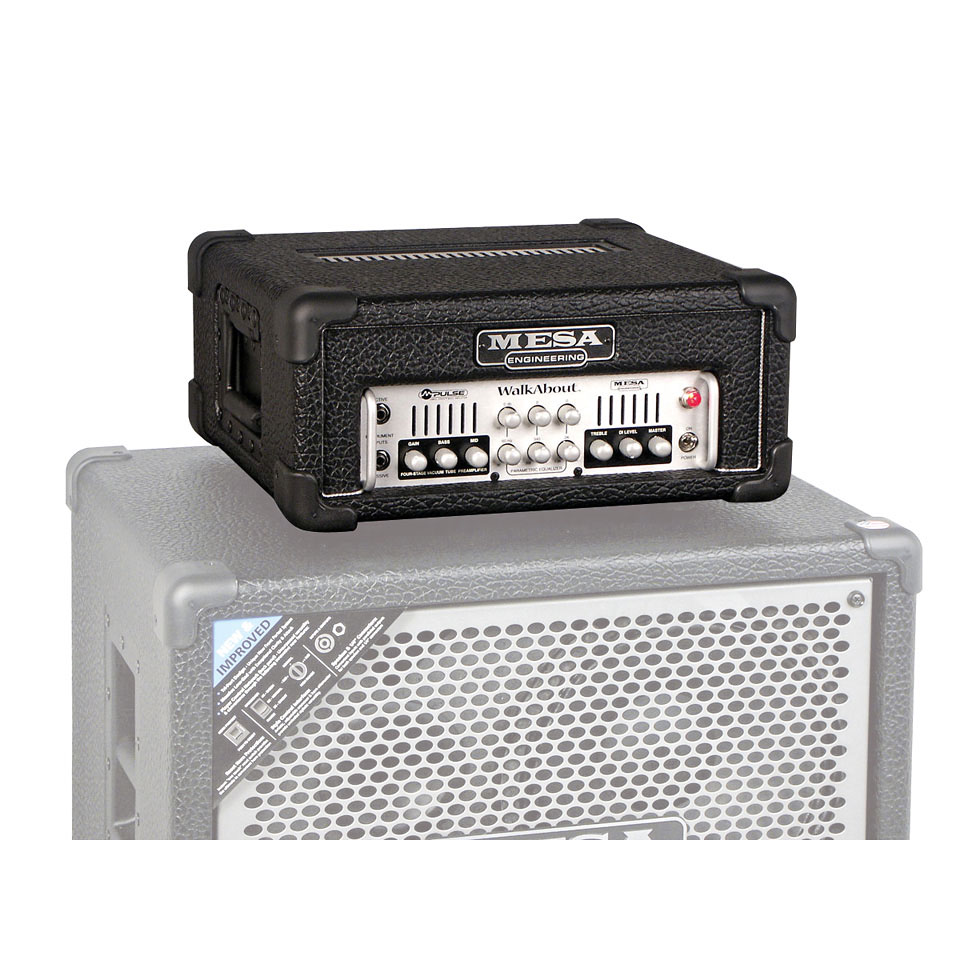 Mesa Boogie MPulse WalkAbout Classic  Bass Amp Head