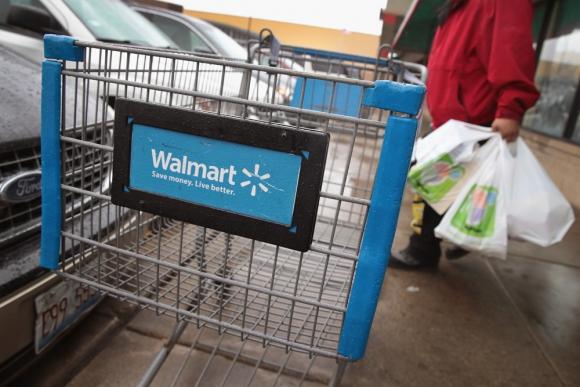 Walmart. Foto: AFP