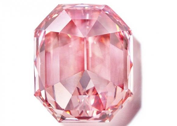 diamante rosa se vende