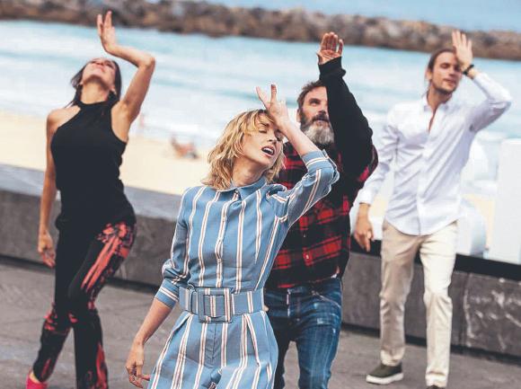 """Explota, explota"", del uruguayo Nacho Álvarez se estrenó en San Sebastián. Foto: Difusión."