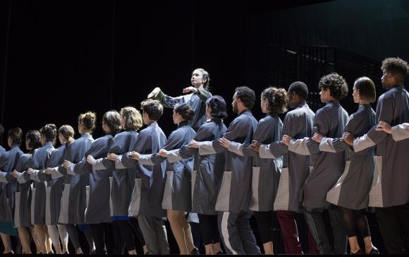 El Ballet Nacional del Sodre estrenó La Tregua