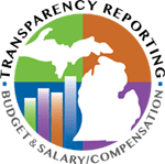 Budget and Performance Transparency Reporting logo