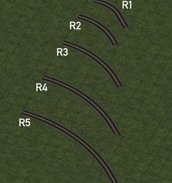 r1 curves also known as mini curves are constructed by draggable means and can be easily constructed with a simple additional motion when building the  [ 1024 x 768 Pixel ]