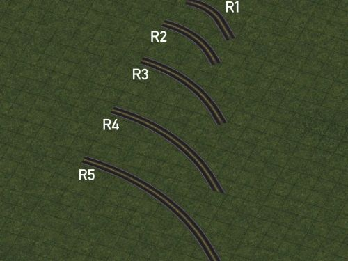 small resolution of r1 curves also known as mini curves are constructed by draggable means and can be easily constructed with a simple additional motion when building the