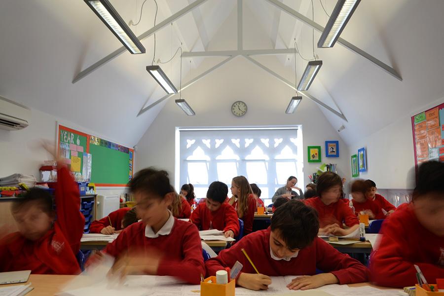 Christ Church CE Primary School Hampstead  SCABAL