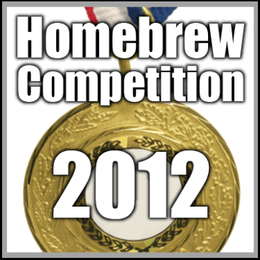 Winners of the 2012 Homebrew Competition.