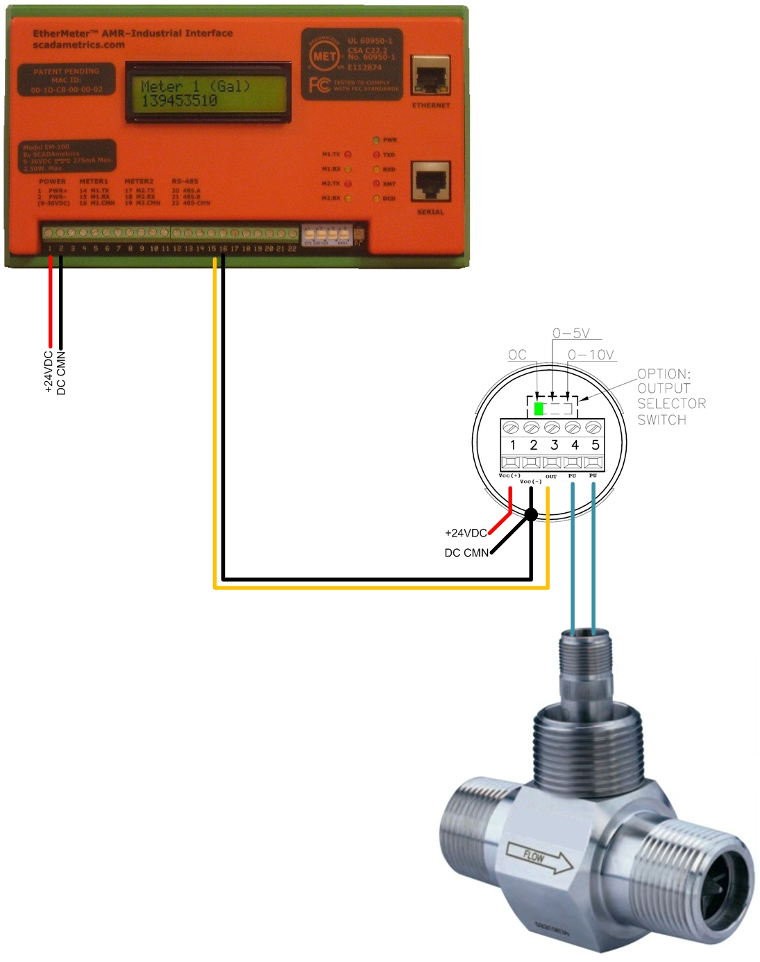 Mag Ic Field Meter Schematic