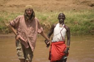 ALex In Kenya