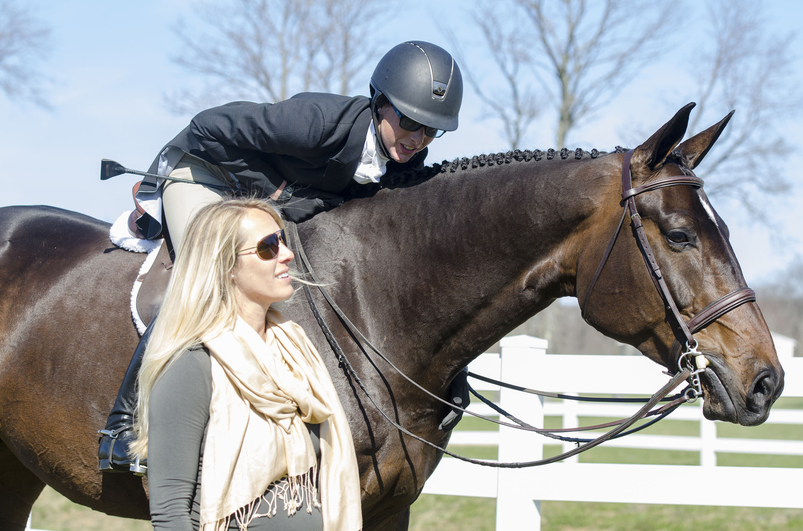 Revisit The Anrc With The Equestrian Team Scad District