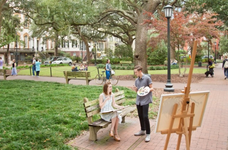 SCAD-Chair-Robin-Williams-gives-Discover-Savannah-lecture
