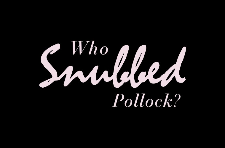 Elle-friedle-who-snubbed-pollock