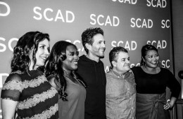 A.P. Bio-cast-actresses-interview-SCAD-aTV-Fest-2018
