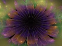 3х цветнй цветок