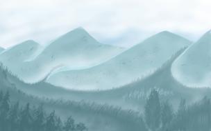 Альпийский полдень