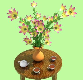Мартовские цветы (2017)
