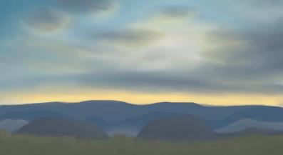 Штормовой закат