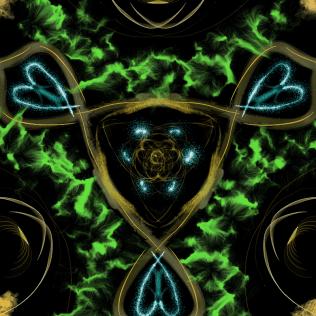 Флуоресцентная любовь