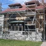 scaffolding rental ottawa for construction job