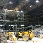 Lansdowne scaffolding
