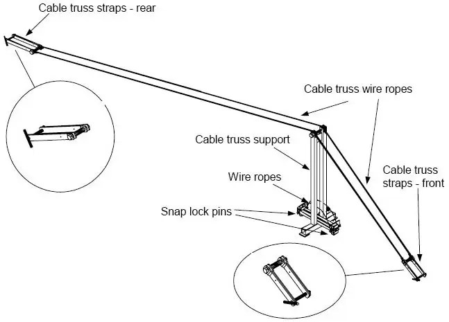 Swing Stage / Suspended Scaffolding System Explained