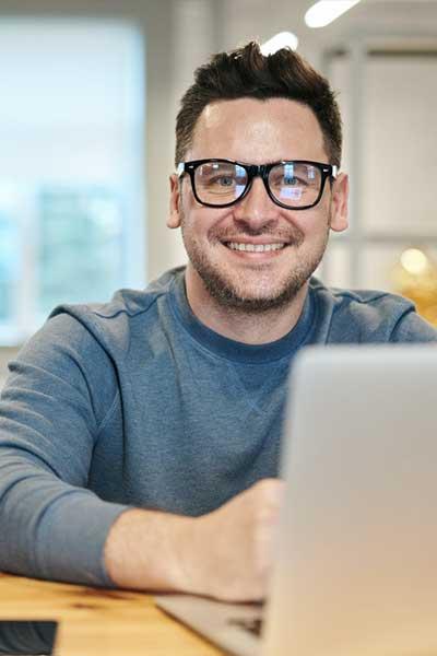 copywriter client testimonial man 4
