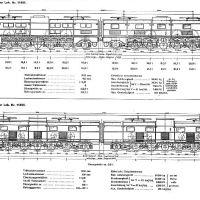 """FS E.12-2-12, le """"doppie"""" svizzere e le motrici più potenti del mondo."""