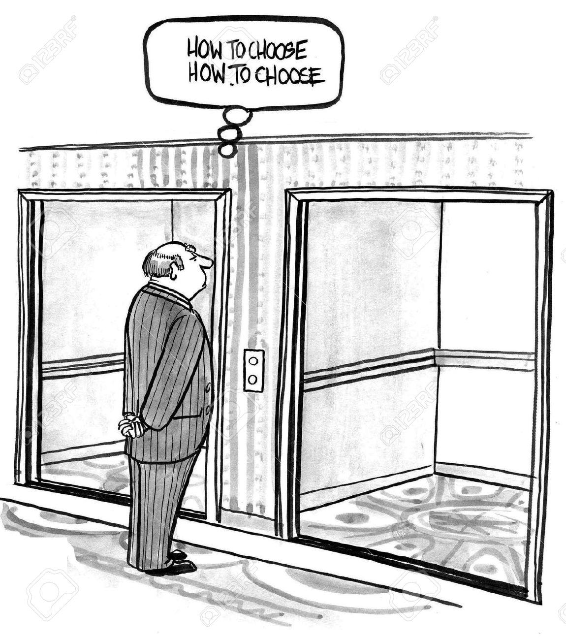 Decision Comic