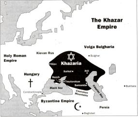 Khazarian Empire