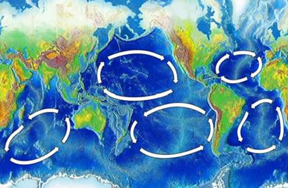 Climate Change brought on by vast ocean pollution