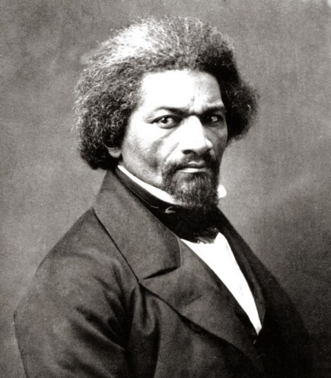 Frederick S. Douglass. Image courtesy the New York Historical Society.