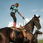 Black Horse Culture And Living In Pleasure In Conversation With Wild Talk S Avry Jxn Scalawag