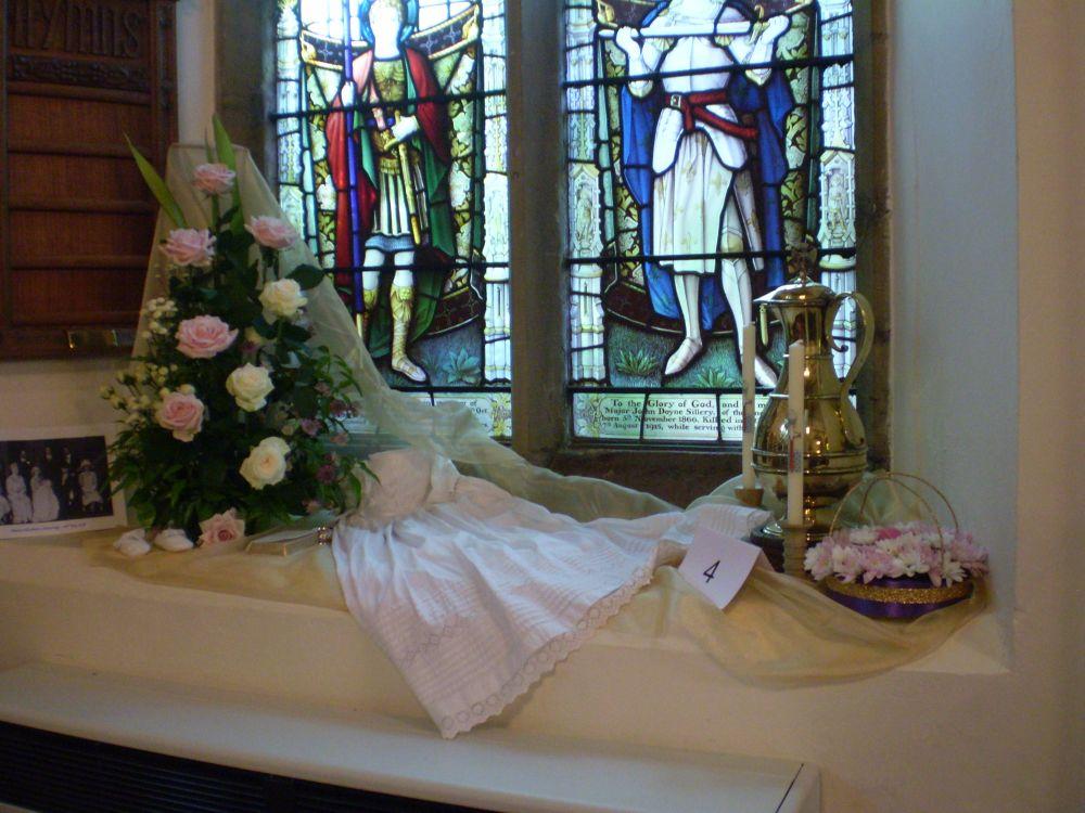 The Christening of Princess Elizabeth by Jenny Johnson