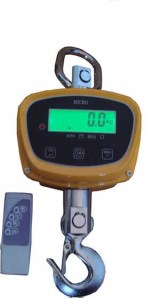 Scale-Hire-2ton Electronic Hanging Scale