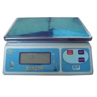 Scale-Hire PORTION TABLE TOP