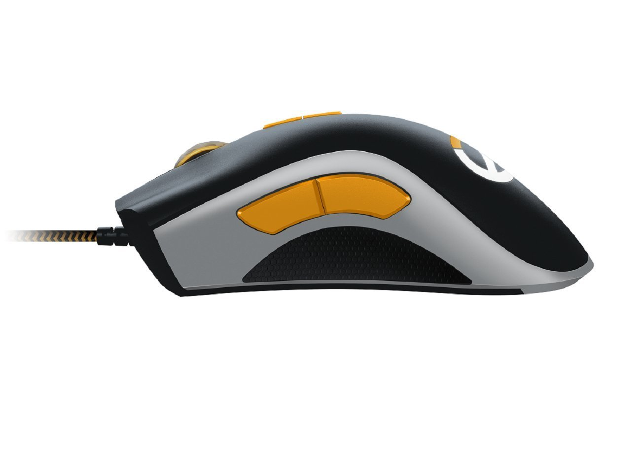 Buy Razer DeathAdder Elite Overwatch Edition - Gaming Mouse with RGB Chroma (Mechanical Mouse Switches. Most Precise Gaming Sensor. 16.000 DPI ...