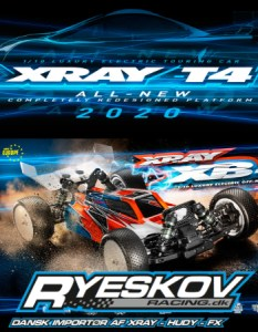 RYESKOVRACING