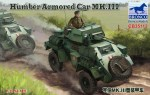 135 Humber MK. Ⅲ type armored vehicles (CB35112) (1)