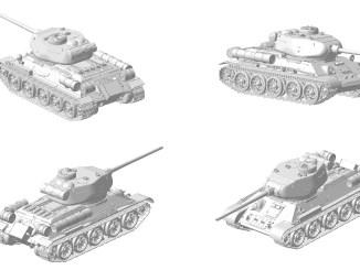 T-34-85Zvezda